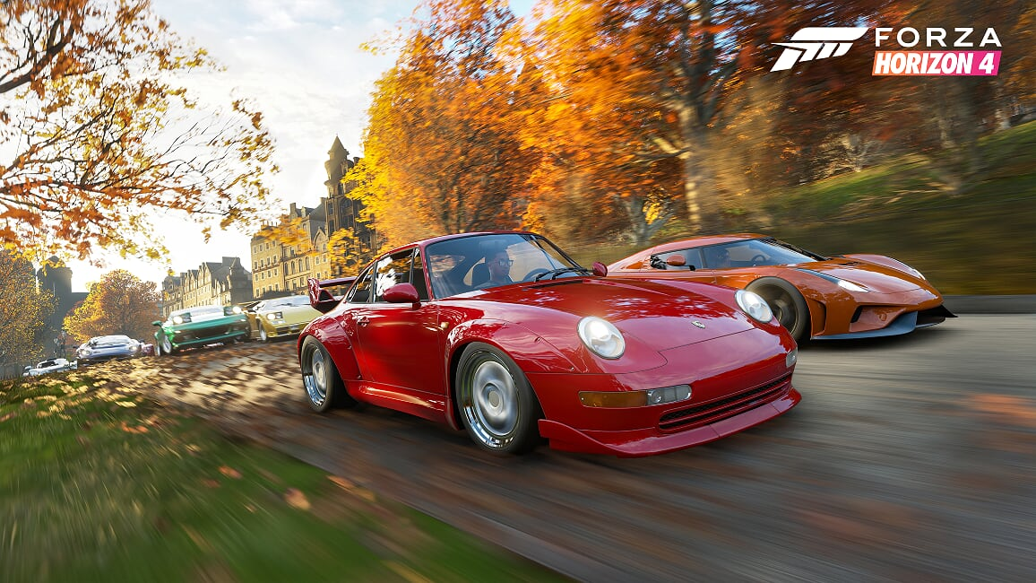forza horizon 4 interactive futures