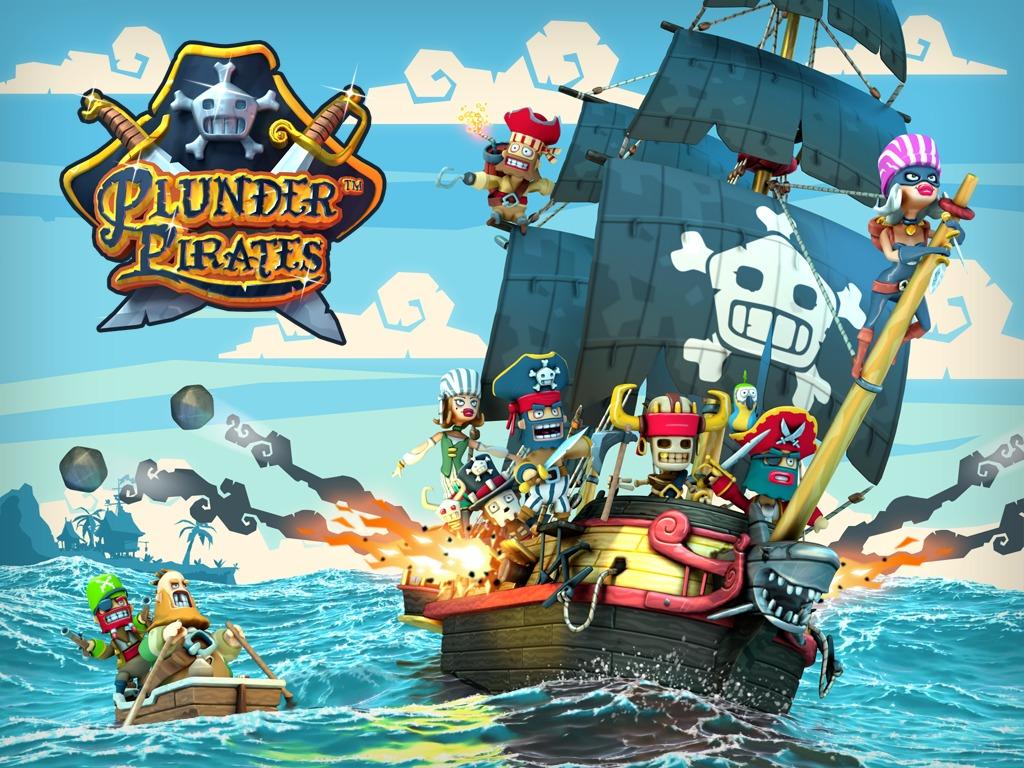 Plunder Pirates midoki