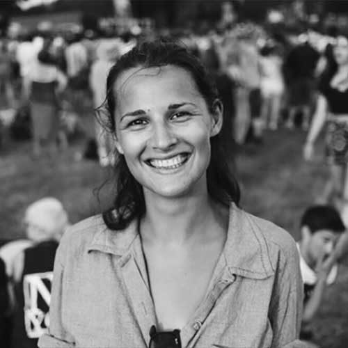 Samantha Hornsby - Co-founder, Eric Festival