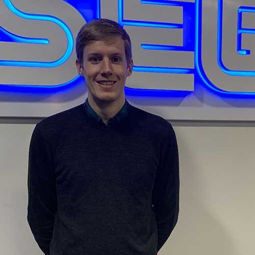 Scott Griffiths - Senior Server Engineer, SEGA HARDlight