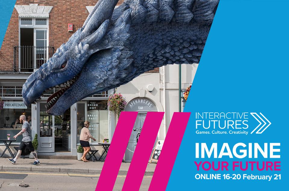 Interactive Futures 2021 - Dates confirmed!